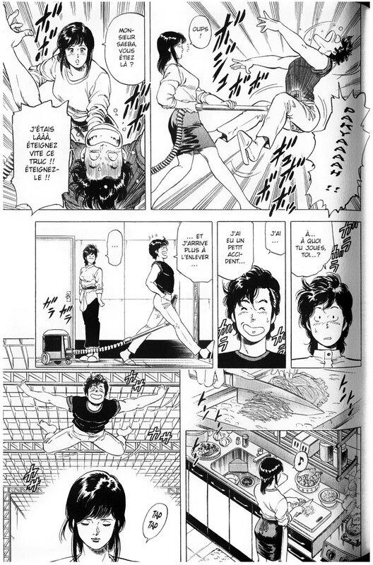 Canalblog Japon Manga City Hunter Erections Best Of Tome17 02