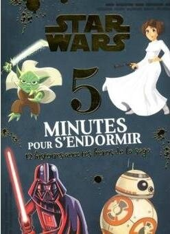 Star Wars 5 minutes pour s'endormir