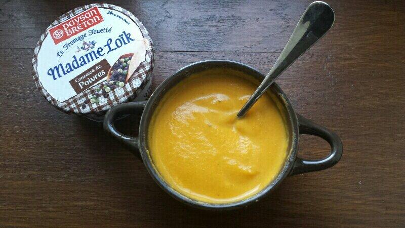 Une soupe réconfortante