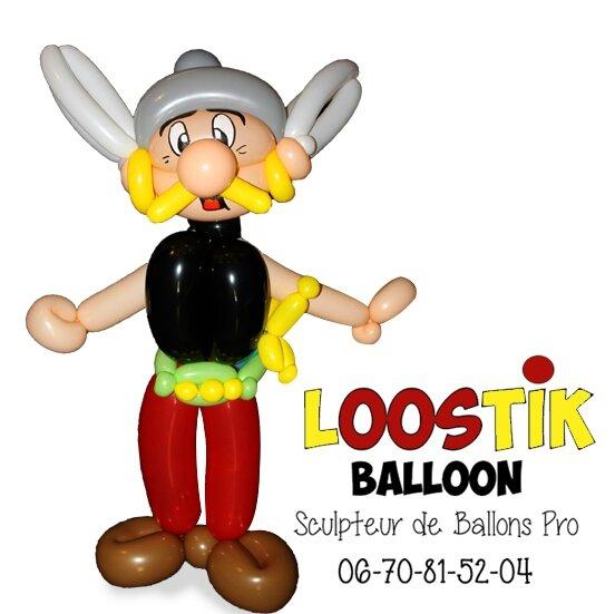 Sculpteur-Ballons-Bordeaux-Pessac-Mérignac-Libourne-Langon-Gironde-Aquitaine