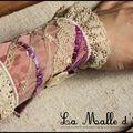 Bracelets manchons