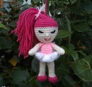 poupée rose