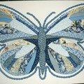 papillon s'envole