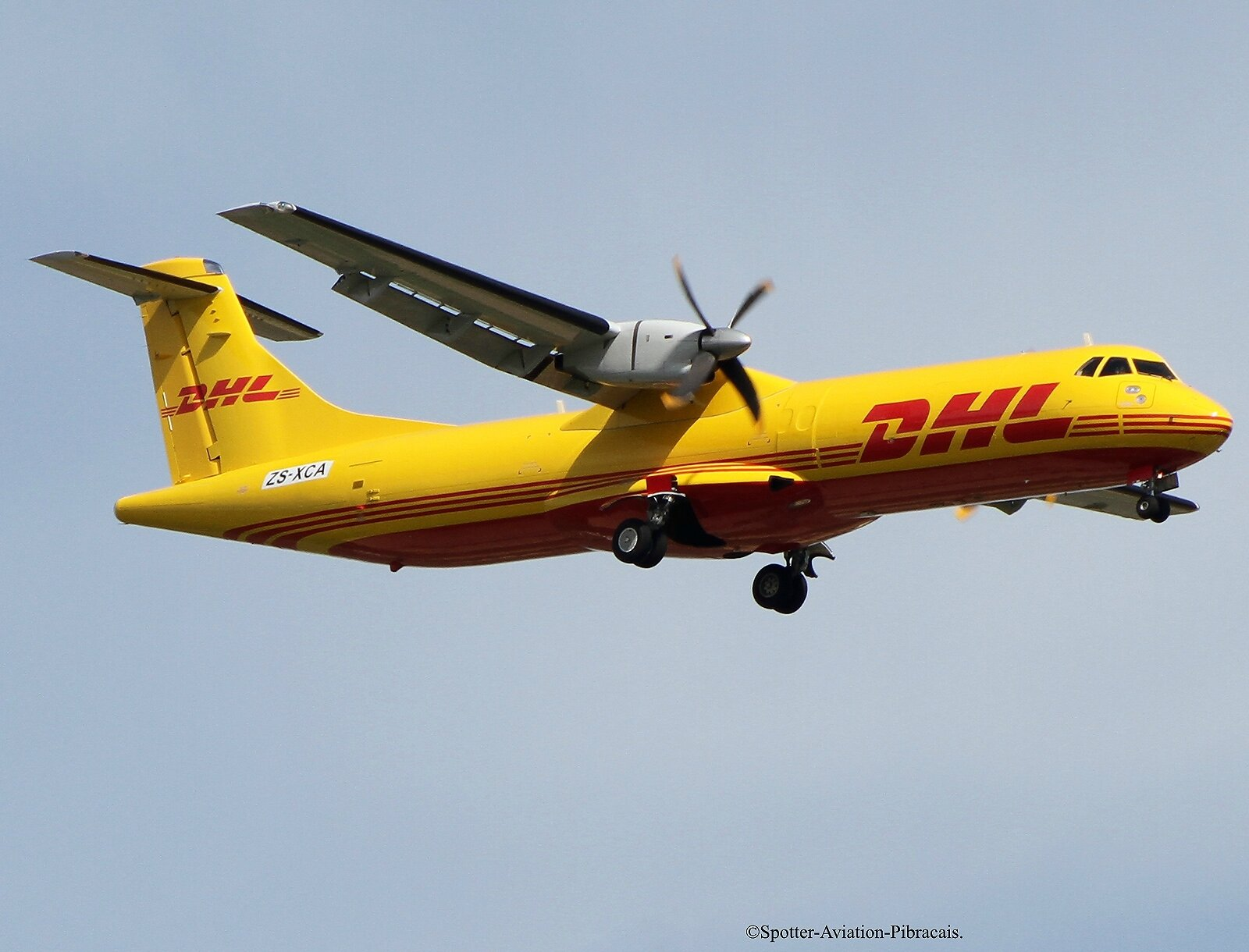 Solenta Aviation (DHL)