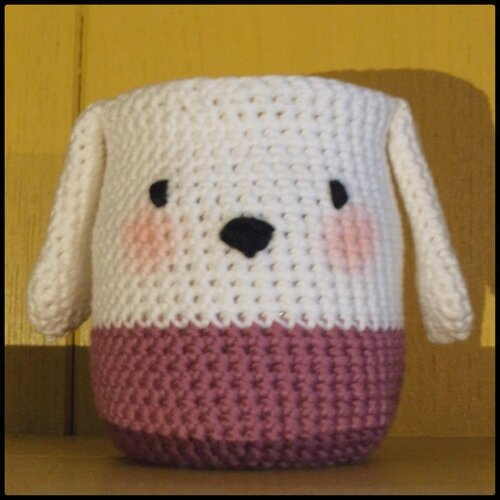 Petits pots au crochet Cam&Drey bricolent