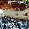 Käsekueche - tarte au fromage blanc