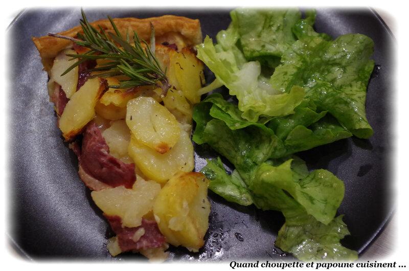 tarte aux pommes de terre et magret de canard-6602