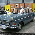OPEL Rekord P2 1700 berline 1961 Besançon (1)