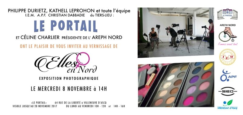 invitation ELLES EN NORDexpo photo