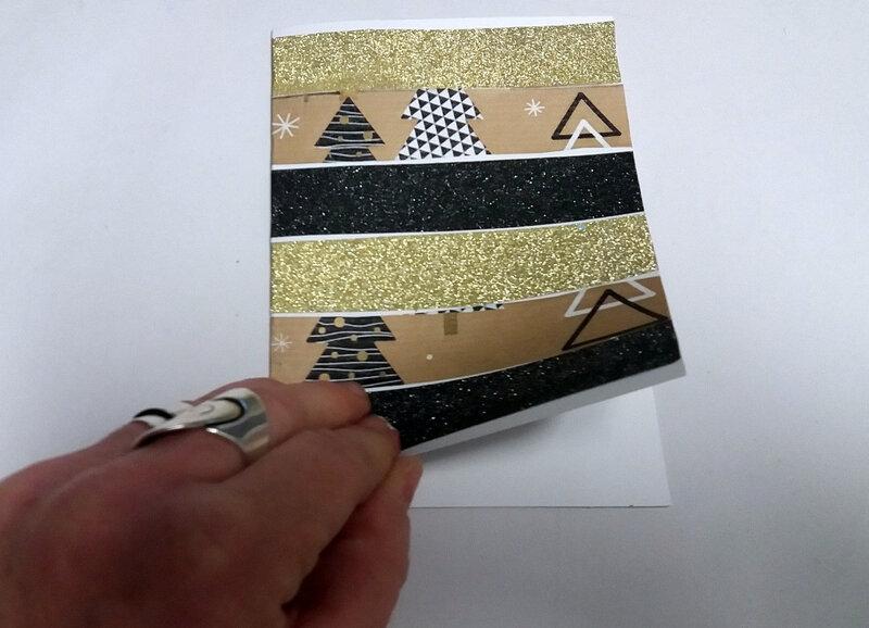 347-Noël et nouvel an-Cartes papiers cadeaux (32)
