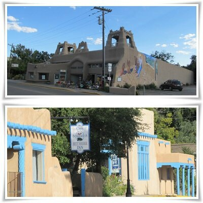 Taos downtown 1
