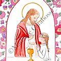 CF Christ betty rose