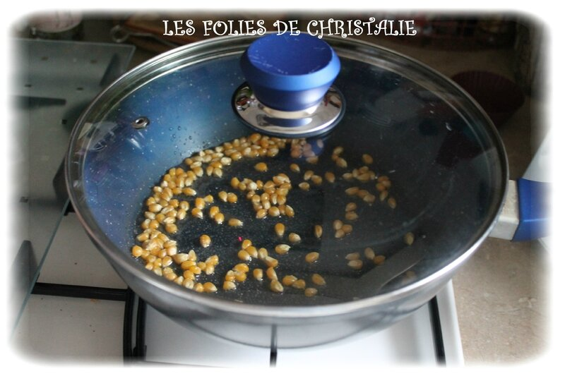 Pop corn salé 4
