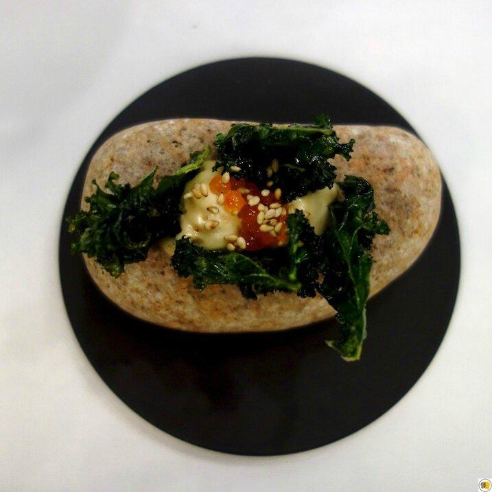 Kale - Sésame blanc (1)