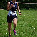 Le sprint pour Sandrine