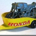 Honda m/cycle trailer 38 c ...