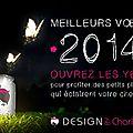 Meilleurs vœux pour 2014 !