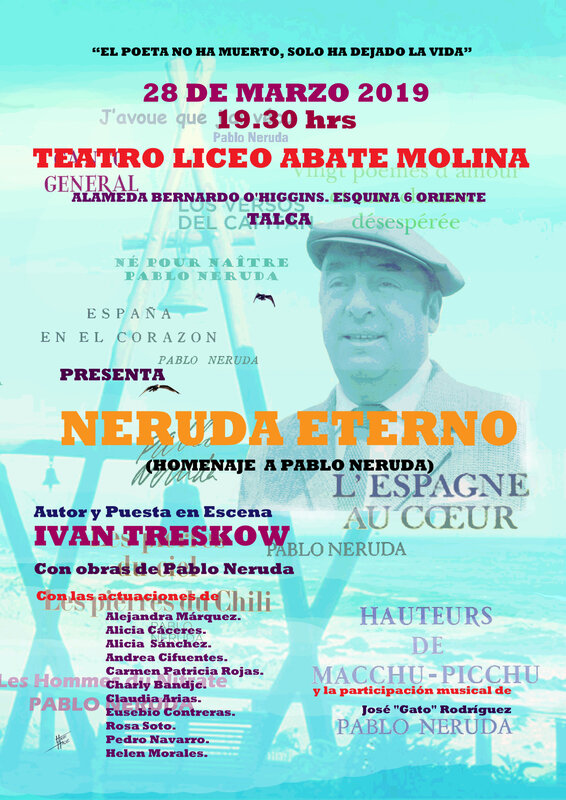 AficheEterno2019Chile29marzo copie