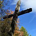 Le cimetière de lariey de puy-saint-pierre, ou cimetière de la peste...