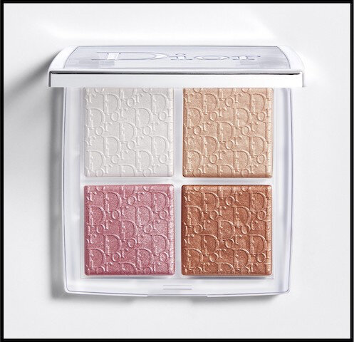dior backstage glow face palette universal 2
