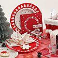 Jeu-concours mesa bella nicole passions....venez gagner votre décor de table pour les fêtes...