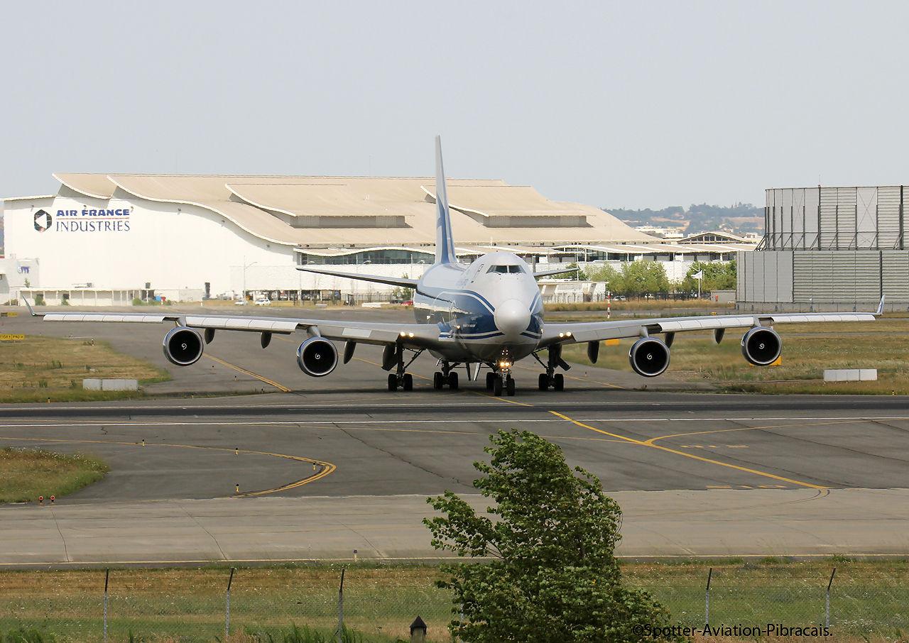AirBridgeCargo Airlines-ABC