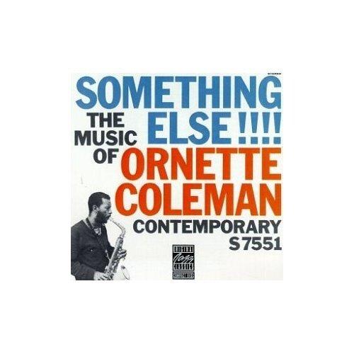 1959-1-Something Else - The Music of Ornette Coleman