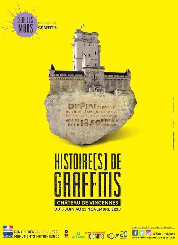 Histoire(s) de graffitis Affiche