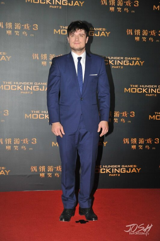 Hunger Games Mockingjay Part 2 Beijing Premiere 07