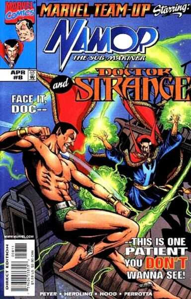 marvel team-up 1997 08 namor & dr strange