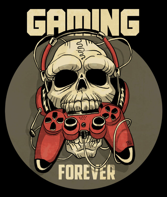 039 - Gaming forever-web