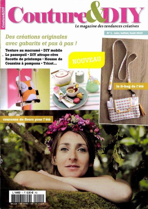 Magazine Couture et DIY
