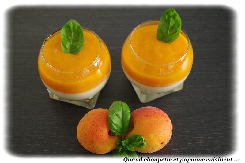 panna cotta chocolat blanc coulis d'abricots-3695