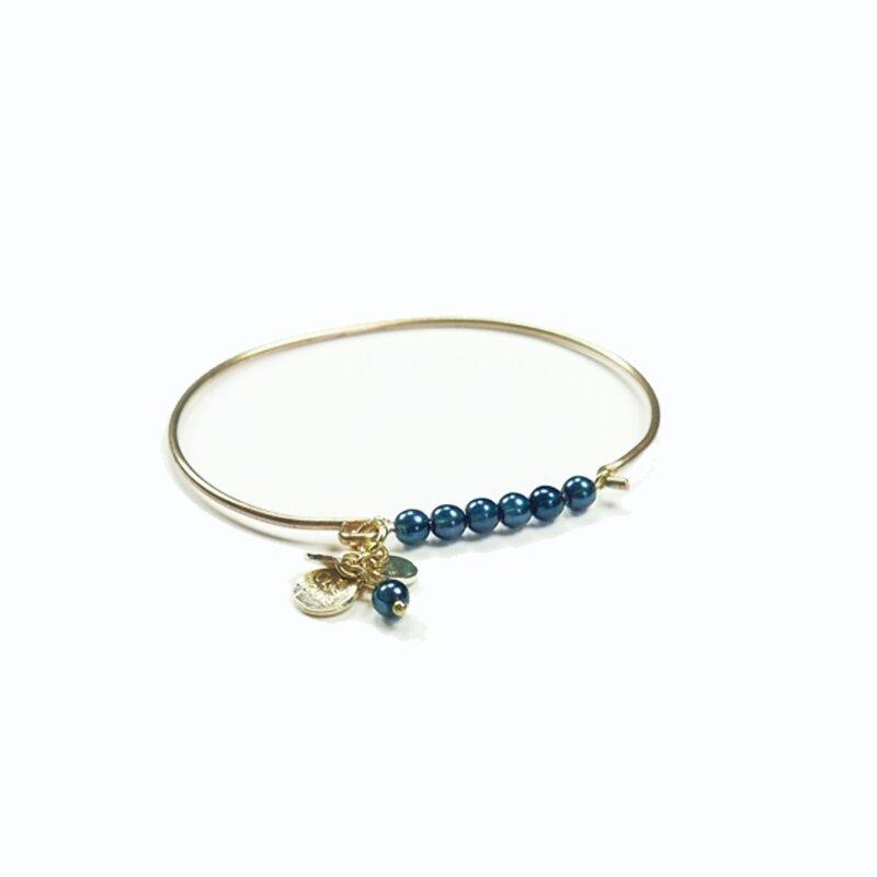 Gamme2:bracelet bleu