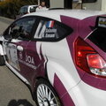 Rally baldomerien 2015 coupe de france n°1 1er f fiesta