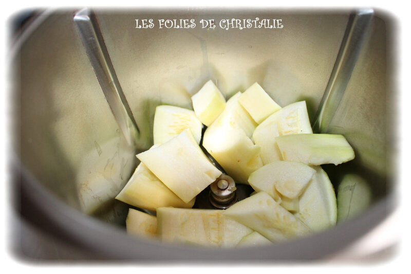Clafoutis courgettes jambon 1