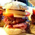 Mini-burgers (avec l'accent us, please)