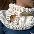 Snood à mary colett'
