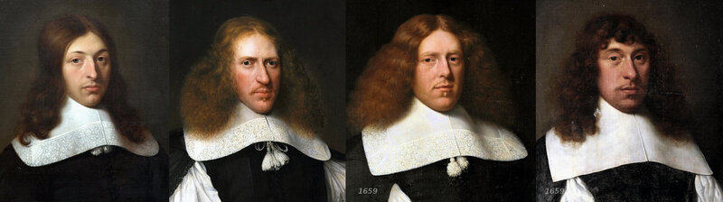 Pays-Bas, circa 1658-1659