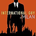 International guy #4 : milan de audrey carlan