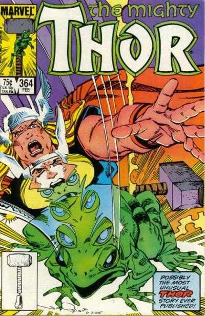 mighty thor 1966 364