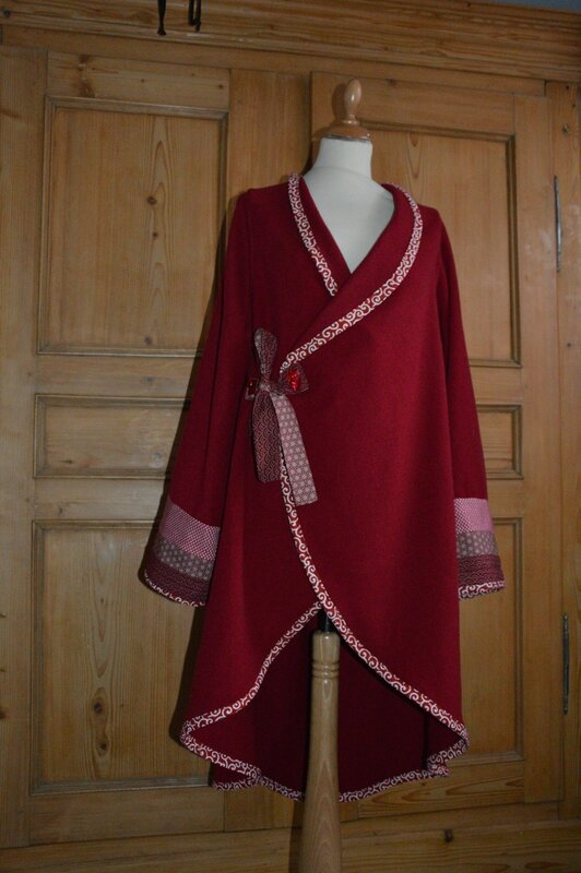manteau rouge 1