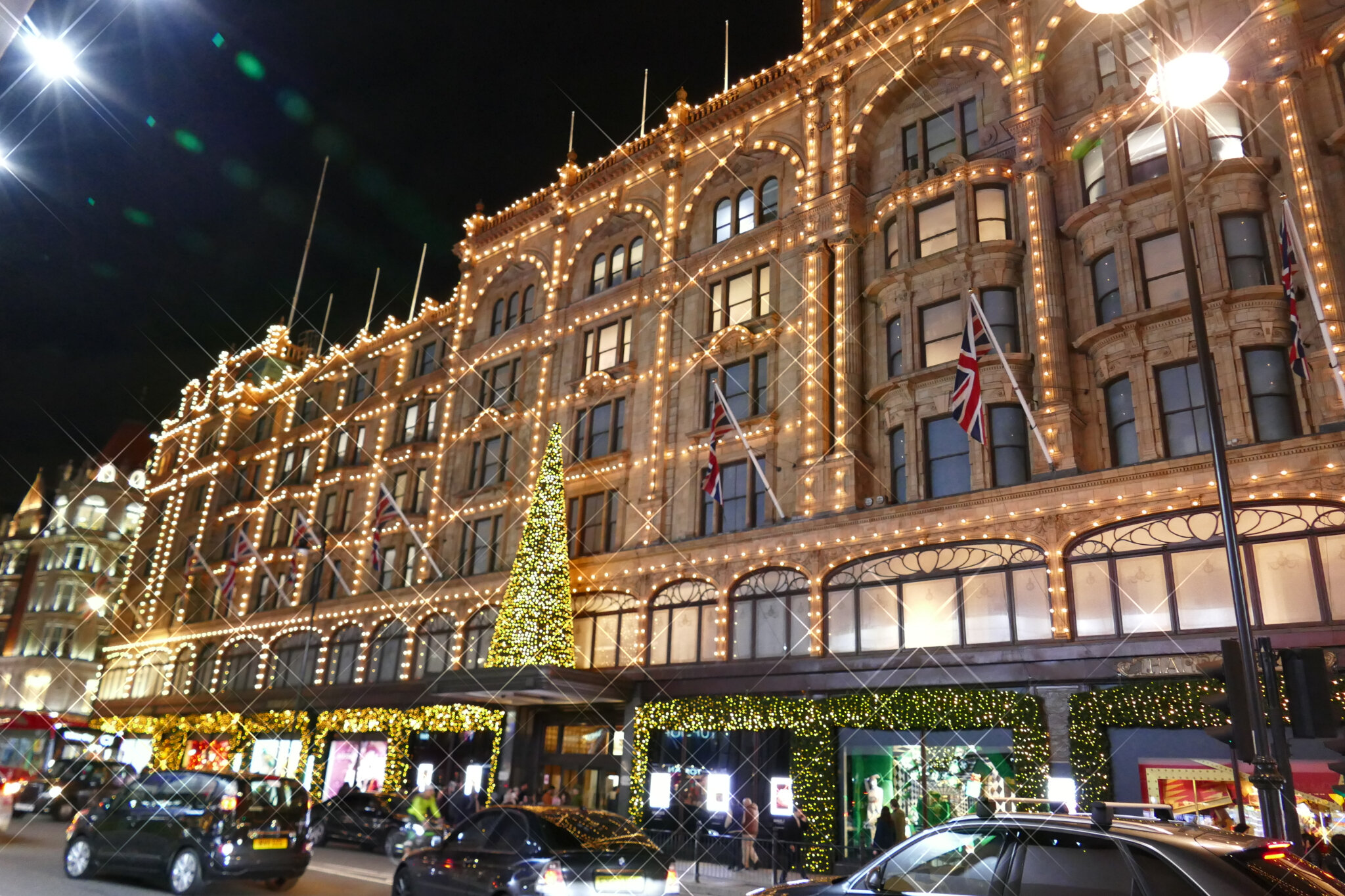 30 novembre 2018 - Excursion chez Harrods
