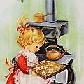 Plaisir de l'avent 12# : cuisiner (3)