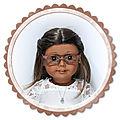 Finalement, j'ai changé la perruque d'émilie-jolie - finally, i changed emily-pretty's wig -