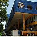 Katong shopping centre, mall fige dans le temps