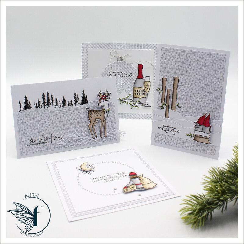15 - 081120 - Cartes Noël #1