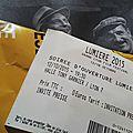 Ouverture festival lumière 2015 : le cinéma français en avant toute!!