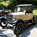 Ford type t roadster de 1926 (37ème internationales oldtimer meeting de baden-baden)