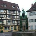Place Lazare de Schwendi à Colmar